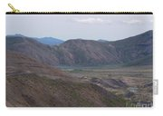 Spirit Lake At Mt. St. Helens Carry-all Pouch