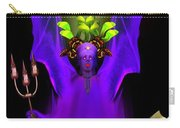 Spirit Of Gorgon Carry-all Pouch