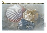 Spirit Of The Sea - Seashells And Surf Carry-all Pouch