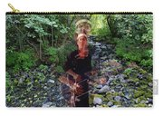Spirit Rising From The Creek Carry-all Pouch