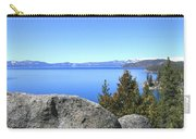 Splendid Lake Tahoe Carry-all Pouch