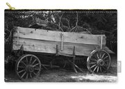 Splintered Wheels Carry-all Pouch