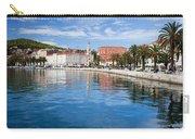 Split Bay In Croatia Carry-all Pouch