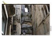 Split Croatia's Old Town Carry-all Pouch