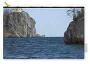 Split Rock Lighthouse 87 Carry-all Pouch