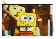 Spongebob Always Loves The Group Hugs Carry-all Pouch