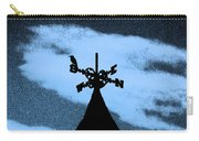 Spooky Silhouette Carry-all Pouch by Al Powell Photography USA