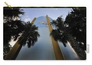 Spoonbill Through Palms Carry-all Pouch