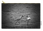 Spoonbills Carry-all Pouch