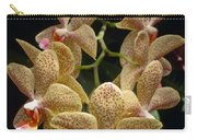 Spotted Orchids Carry-all Pouch