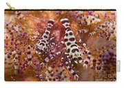 Spotted Periclimenes Colemani Shrimp Carry-all Pouch