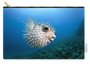 Spotted Porcupinefish Carry-all Pouch