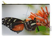 Spotted Tiger Glassywing Carry-all Pouch