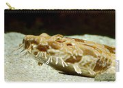 Spotted Wobbegong Shark Carry-all Pouch