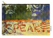 Spread Truth Angels Carry-all Pouch