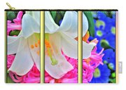Spring Again Triptych Series Carry-all Pouch