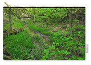 Spring At Cleveland Metro Park Carry-all Pouch