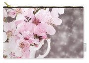 Spring Blossom Carry-all Pouch by Amanda Elwell