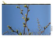 Spring Buds Carry-all Pouch