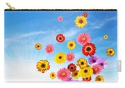 Spring Delivery 2 Carry-all Pouch by Carlos Caetano