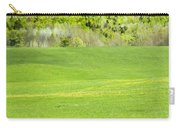 Spring Farm Landscape In Maine Carry-all Pouch by Keith Webber Jr