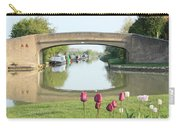Spring On The Oxford Canal Carry-all Pouch