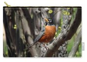 Spring Robin Carry-all Pouch