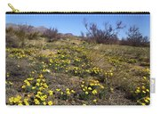 Spring Surprise Franklin Mountains Carry-all Pouch