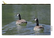 Spring Thaw Water Geese Carry-all Pouch