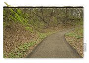 Spring Trail Scene 4 Carry-all Pouch