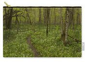 Spring Trail Scene 5 A Carry-all Pouch
