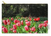 Spring Tulips 1 Vertical Carry-all Pouch