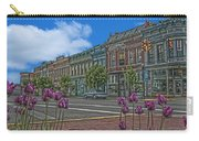 Spring Tulips Downtown Georgetown Carry-all Pouch