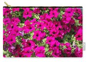 Springtime Flowers Carry-all Pouch