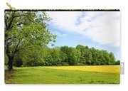 Springtime In Franklin Carry-all Pouch by Kristin Elmquist