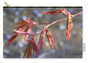 Springtime Japanese Maple Leaves Carry-all Pouch