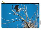 Springtime Nesting In Colorado Carry-all Pouch