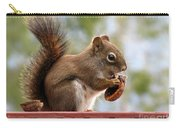 Squirrel And His Walnut Carry-all Pouch