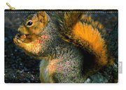 Squirrel At Riverfront Park Carry-all Pouch