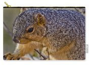 Squirrel Having A Heart Attack Carry-all Pouch