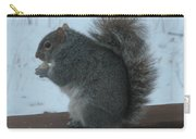 Squirrel Snack Carry-all Pouch