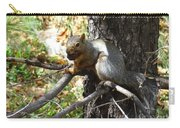 Squirrling Away Carry-all Pouch