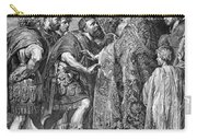 St. Ambrose & Theodosius Carry-all Pouch