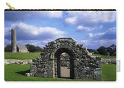 St Brigids Church, Inis Cealtra Holy Carry-all Pouch