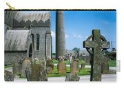 St. Canices Cathedral, Kilkenny City Carry-all Pouch