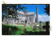 St Canices Cathedral &, Round Tower Carry-all Pouch
