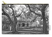 St. Charles Ave. Mansion Monochrome Carry-all Pouch