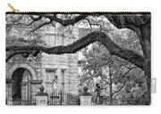 St. Charles Ave. Monochrome Carry-all Pouch