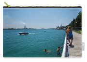 St. Clair River Boardwalk Carry-all Pouch