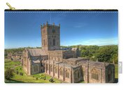St Davids Cathedral 3 Carry-all Pouch